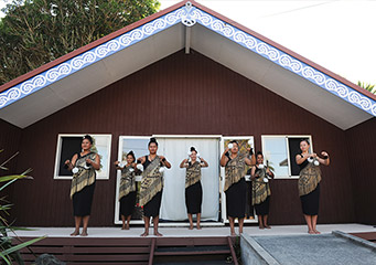 Dargaville High School Maori Whare Culture Group