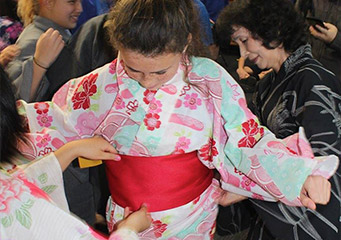 Dargaville High School Japanese Cultural Exchange