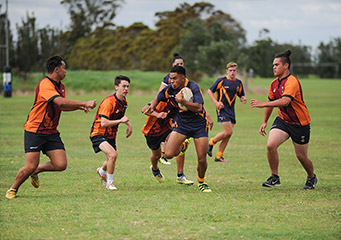 Dargaville High School Sport - Rugby League