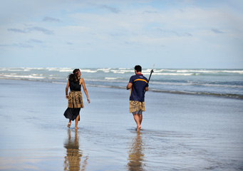 Dargaville - unpoluted surf beaches