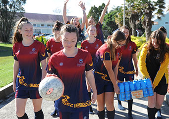 Dargaville High School Girls Soccer
